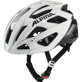 Alpina Valparola Bike Helmet white/black